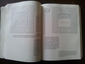Mark Z. Danielewski, House of leaves. New York: Pantheon Books, Random House, 2000. Fot. własna